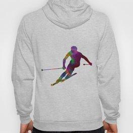 Downhill skier Hoody