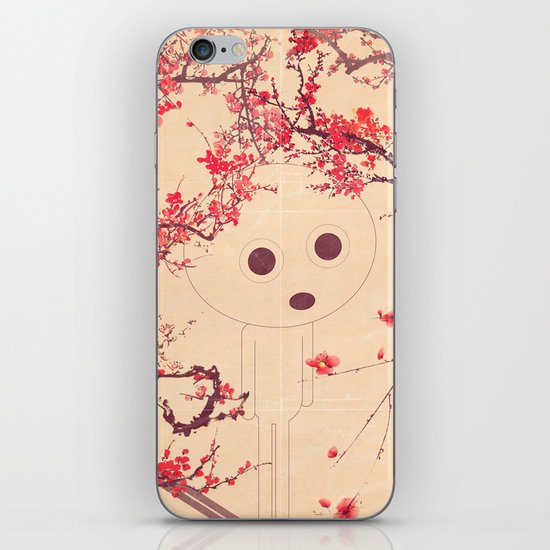p e r p l e s s o iPhone & iPod Skin