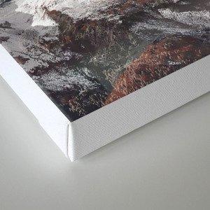 Long Lost Canvas Print