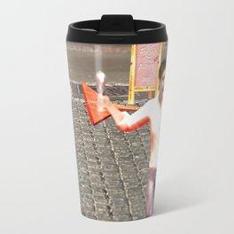 SquaRed: New Order Same Rules Travel Mug