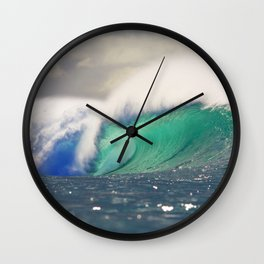 Pipeline Perfection 2 Wall Clock