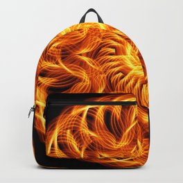 Holy Fire Mandala Backpack