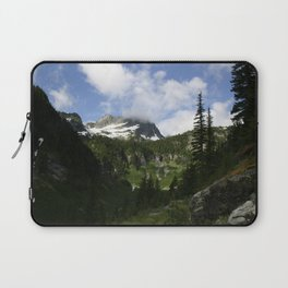 Olympic Mountains Laptop Sleeve