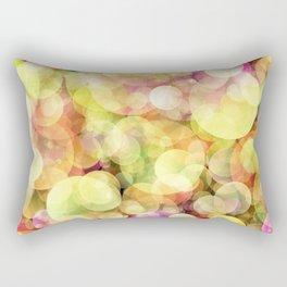 Bokeh Rectangular Pillow