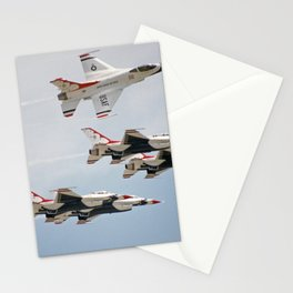Air Force Thunderbirds Stationery Cards