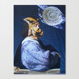 IL ROMANTICO SOMMERSO #1 Canvas Print
