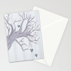 Cold Cold Heart Stationery Cards