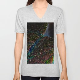 Interstellar Tidal Wave Unisex V-Neck