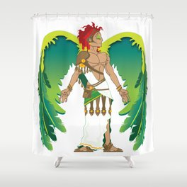 St. Raphael Shower Curtain