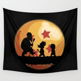 Finding Dragonball Wall Tapestry