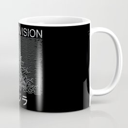 Kaiju Division Coffee Mug