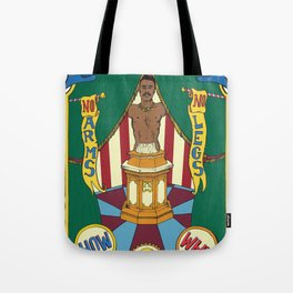 The Living Torso Tote Bag