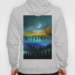 Silent Forest Night Hoody