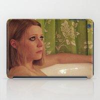 tenenbaum iPad Cases featuring MARGOT TENENBAUM by VAGABOND