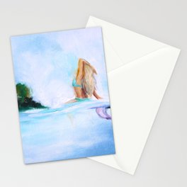 Dreaming Of Nicaragua Stationery Cards