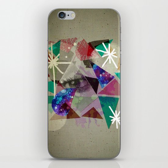 oh lovely things iPhone & iPod Skin