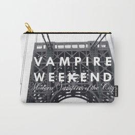Vampire Weekend / George Washington Bridge Carry-All Pouch