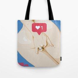 diggin' for lke Tote Bag