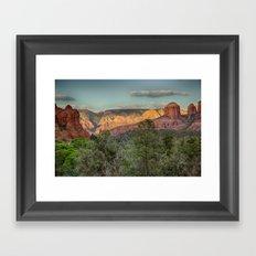 Sedona Beauty Framed Art Print