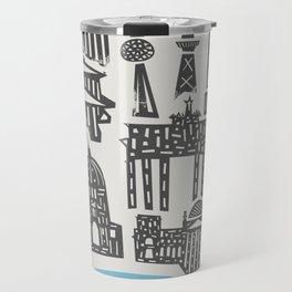 Berlin Cityscape Travel Mug