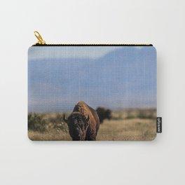Bufalo, Bisonte, landscape Carry-All Pouch