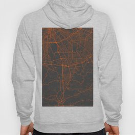 Louisville map 2 Hoody