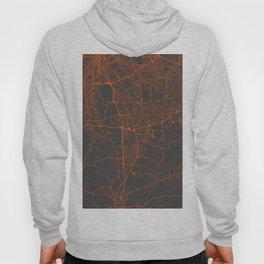 Louisville map 2 Hoody