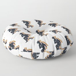 Space Cowboy  Floor Pillow