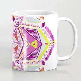 solana, tribal mandala Coffee Mug
