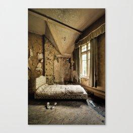 Sleep Well… Canvas Print