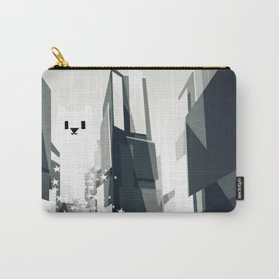 Yeti coming to town. Carry-All Pouch