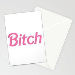 Bitch Design Stationery Cards