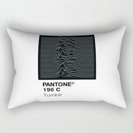 Color Swatch - Joy Division Rectangular Pillow