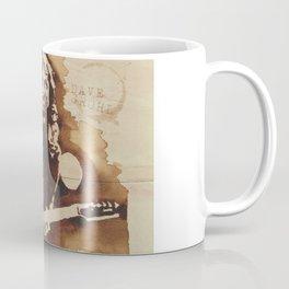 Dave Grohl Ilustracafe Coffee Mug