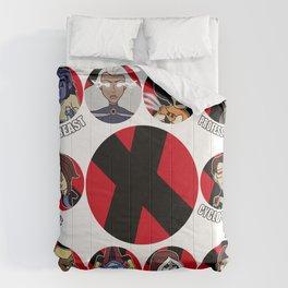 Xmen Evolution - Team Xmen Comforters