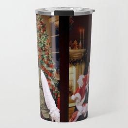 Santa 3 Travel Mug