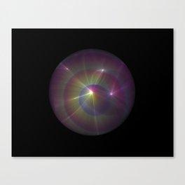Light of a Different World Canvas Print