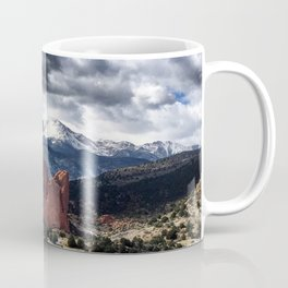 Pikes Peak - Colorado Springs Coffee Mug
