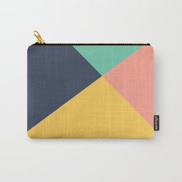 Pastel Colors Carry-All Pouch