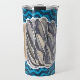 Ice Cream Soft-Serve Cone Travel Mug