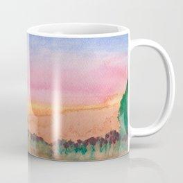 Landscape in Bloom Coffee Mug