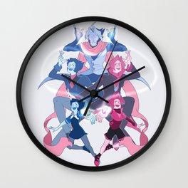 Fusion - Chalcedony Wall Clock