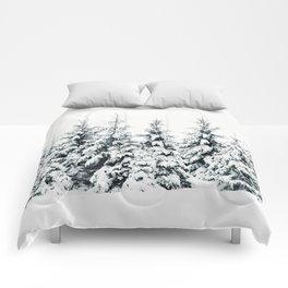 Snow Porn Comforters