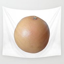Grapefruit Solo Wall Tapestry
