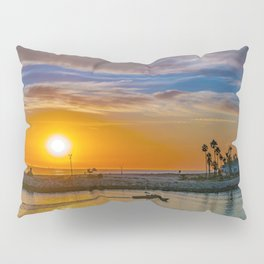 The End of the Day Pillow Sham