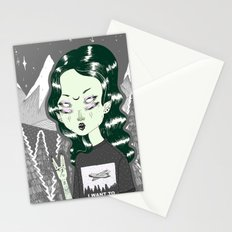 ☽ ZELINA ☾ Stationery Cards
