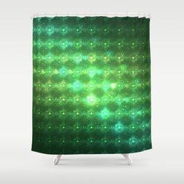 DFFGP Green Shower Curtain