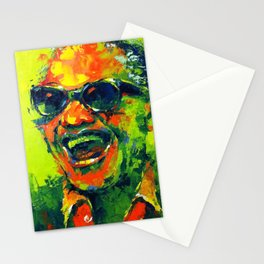 Laughed Ray Stationery Cards