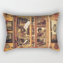 Cabinet of Curiosities Rectangular Pillow