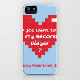 Love for Gamers iPhone Case